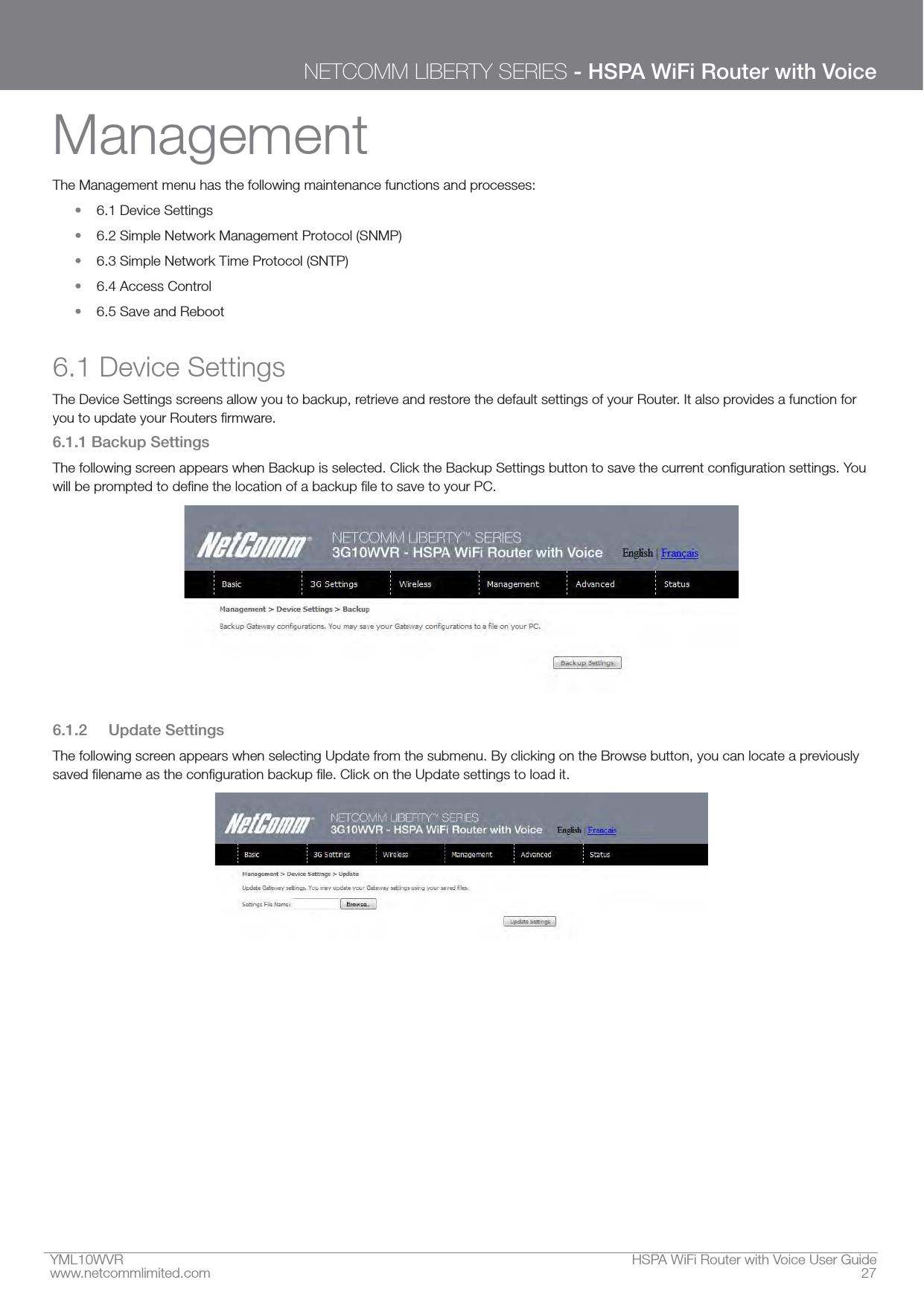 instructions for netcomm adaptor np204