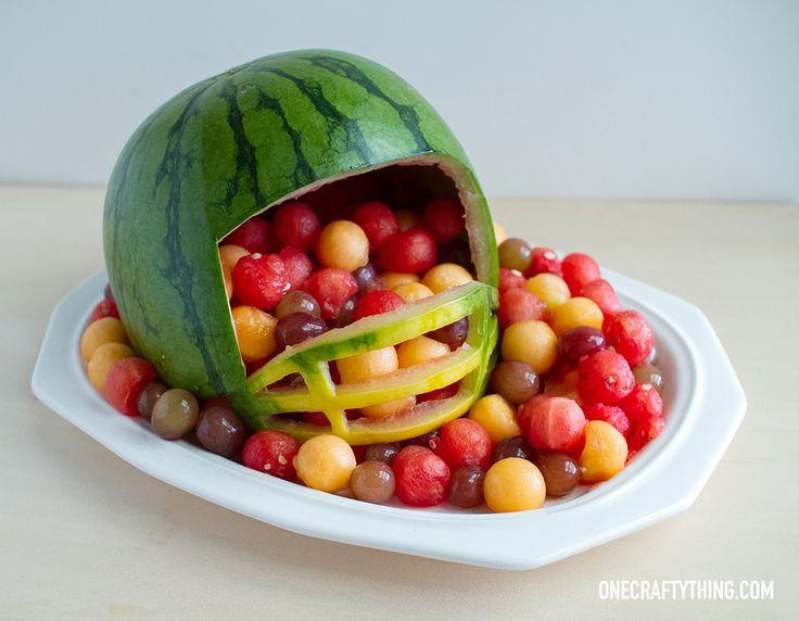watermelon like dinosaur instructions