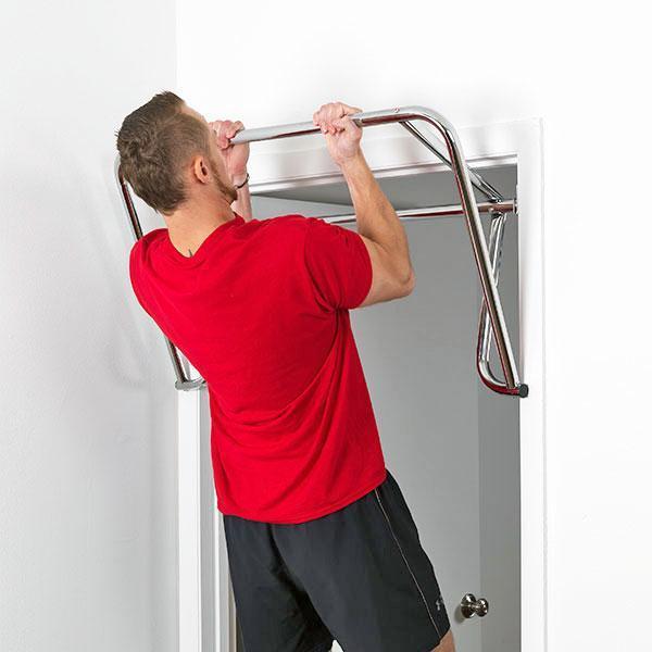 adjustable door gym instructions