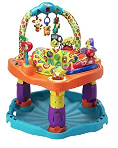 evenflo exersaucer triple fun jungle assembly instructions