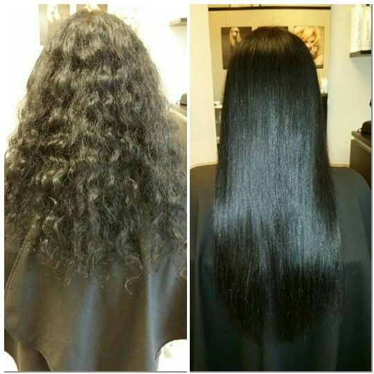 natural keratin smoothing treatment instructions
