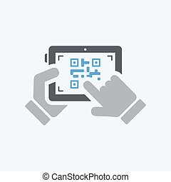 how to scan qr codes instructions