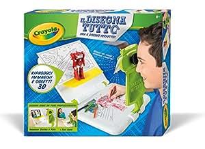 crayola paper fantastic instructions