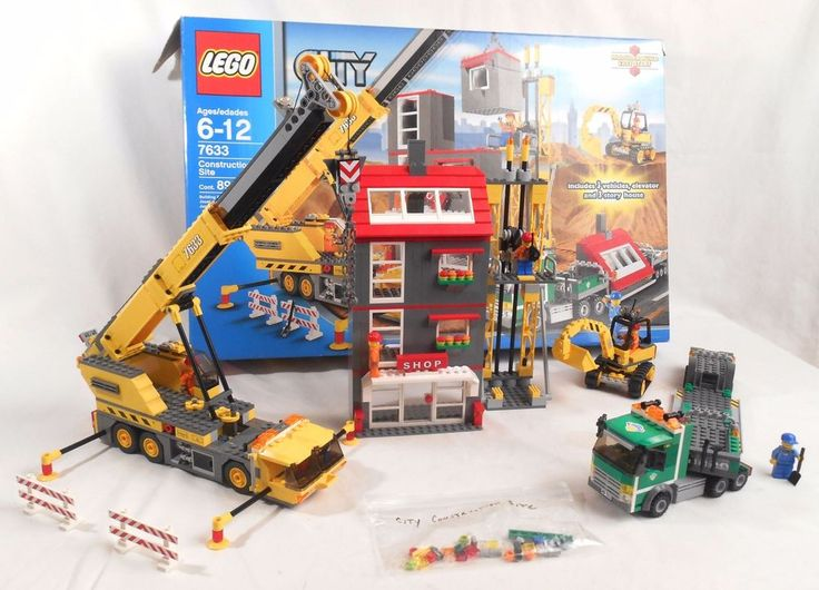 lego 7632 building instructions