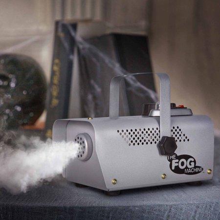 the fog machine gemmy instructions