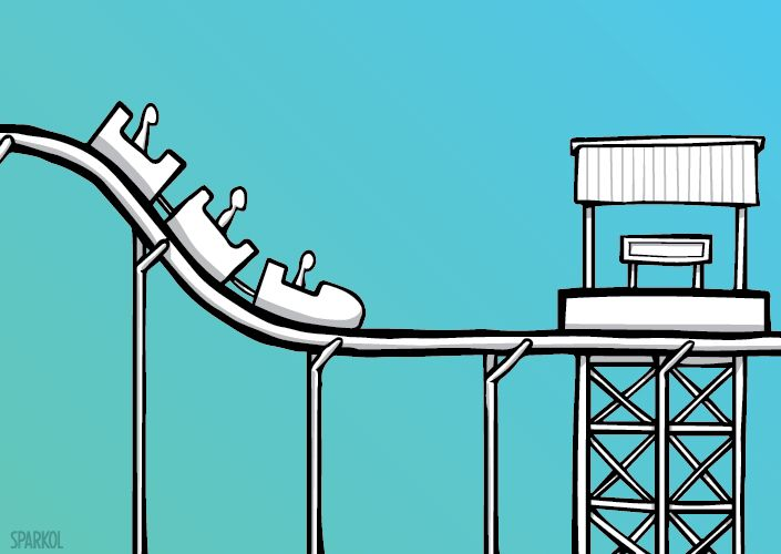 straw roller coaster instructions