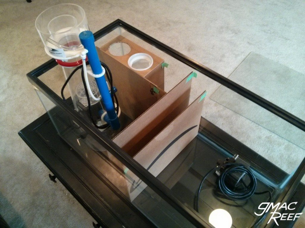 instructions for using clarity in fish tank