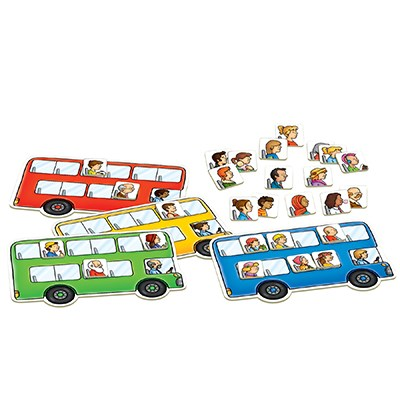 bus stop orchard toys instructions
