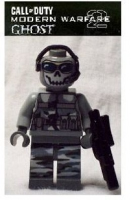 call of duty lego set instructions