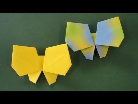 easy origami rhino instructions