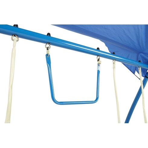 ironkids inspiration 250 fitness playground metal swing set instructions