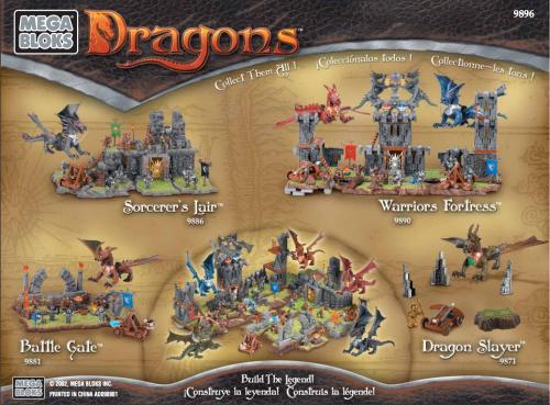 mega bloks dragon manowar instructions