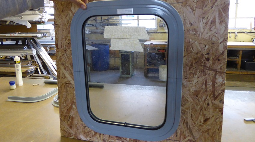 easyshed window fitting instructions