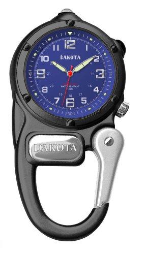 dakota carabiner watch instructions