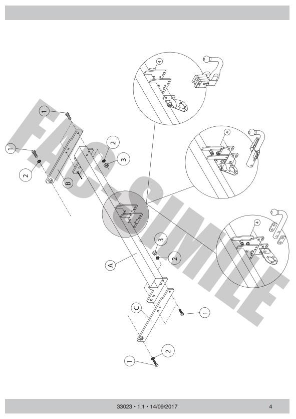 seat ibiza towbar fitting instructions