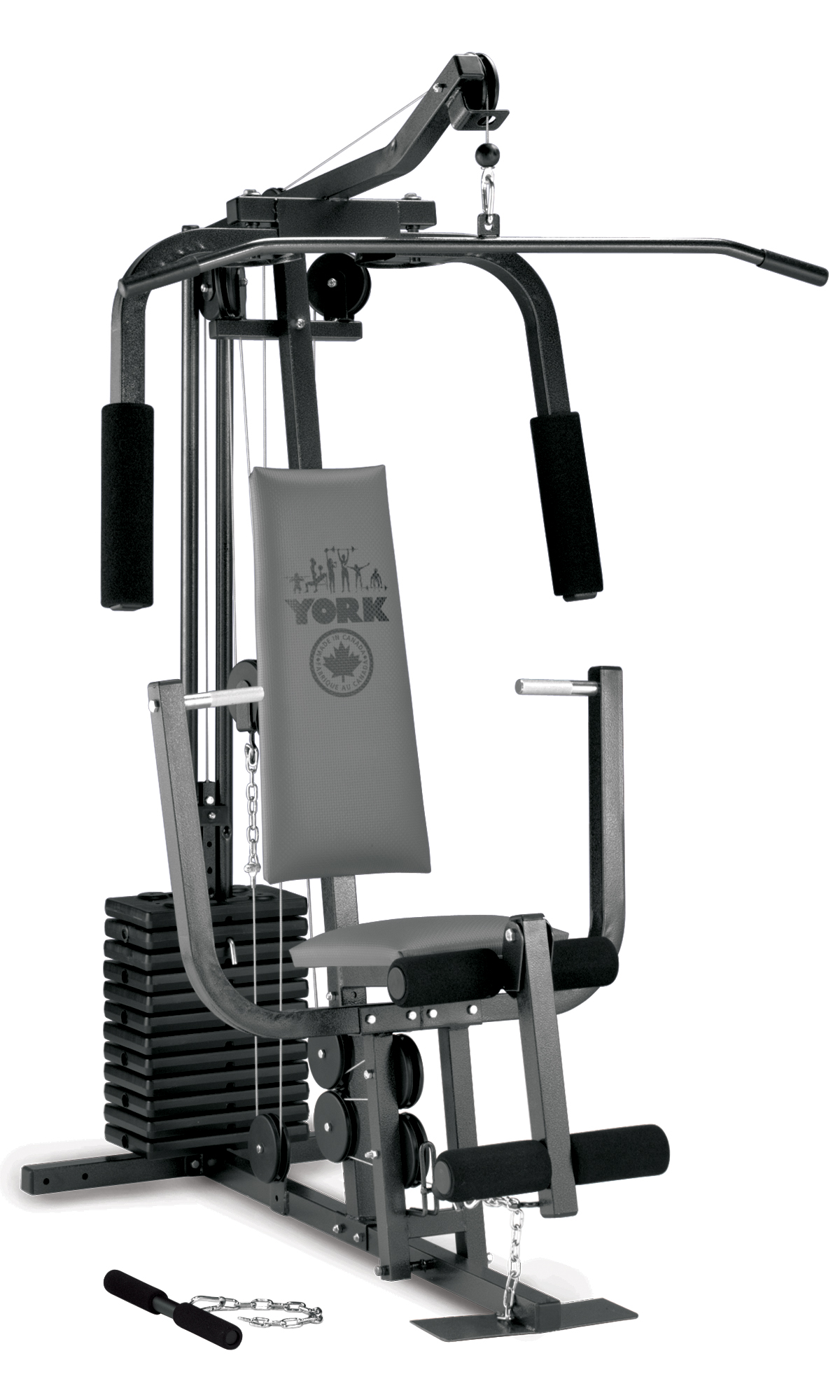 domyos multi gym assembly instructions