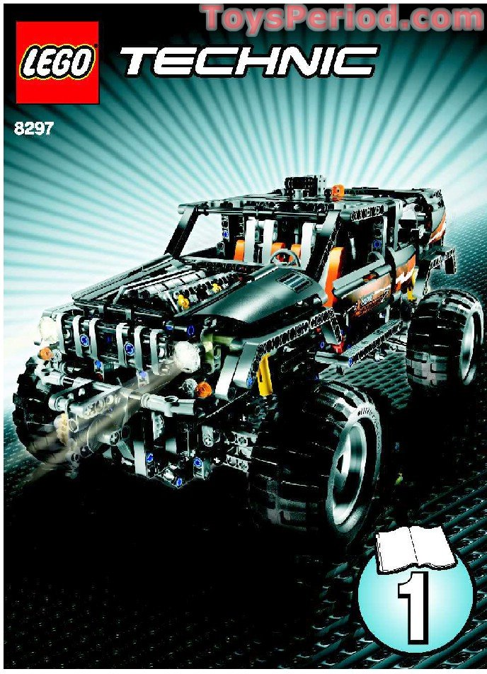 lego technic 8053 instructions download