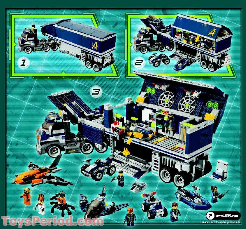 hydronamic lego mission 5 instructions