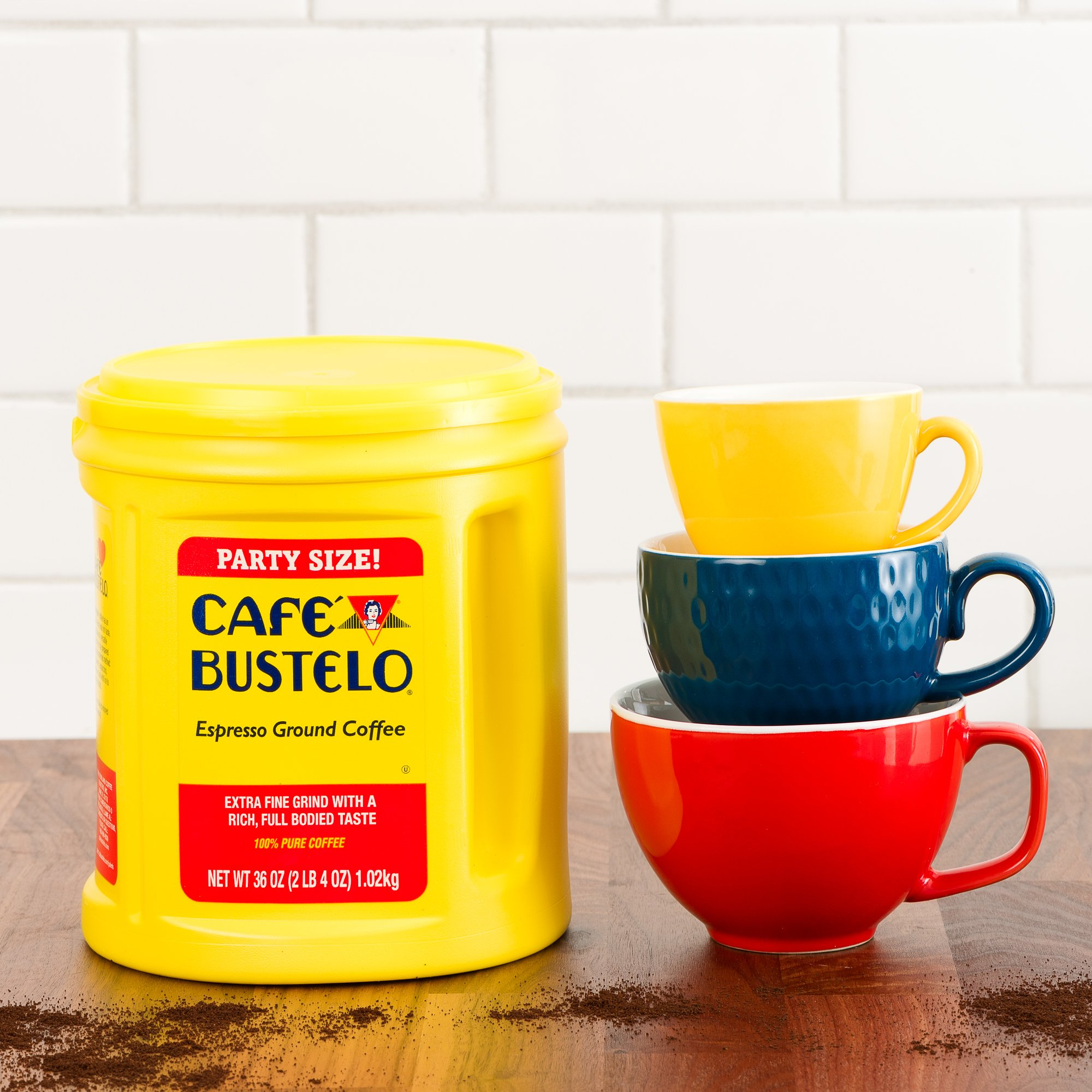 cafe bustelo brewing instructions