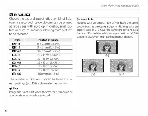 instructions for fujifilm finepox real 3d