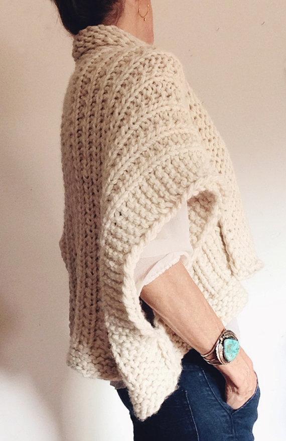 crochet cardigan sweater instructions