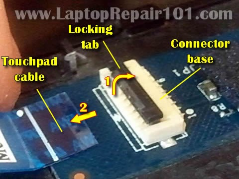 hp probook 4530s screen replacement instructions