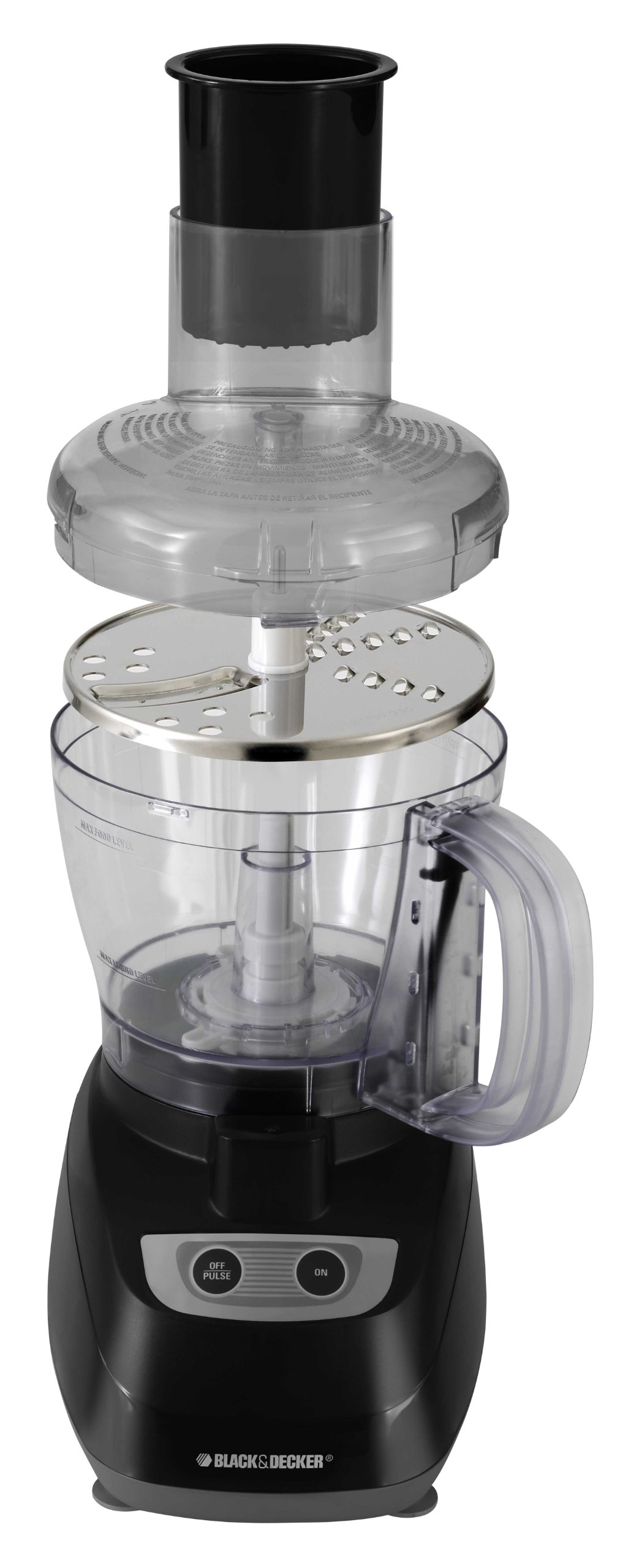 black and decker 10 cup food processor instructions