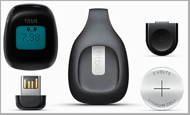 fitbit one charging instructions