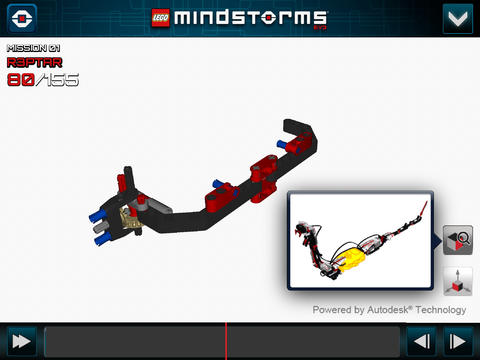 mindstorms nxt2.0 phone tapper instructions