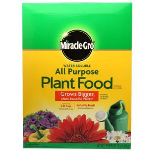 miracle-gro water soluble lawn food instructions