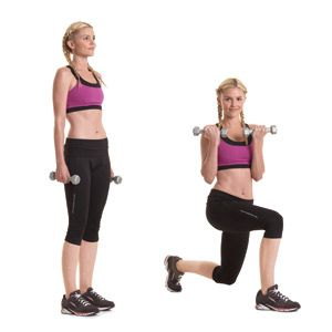 instructions on how to do a squat hold