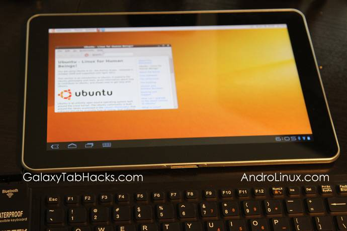 samsung galaxy tab keyboard dock instructions