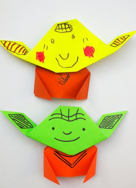 easy star wars origami instructions for kids