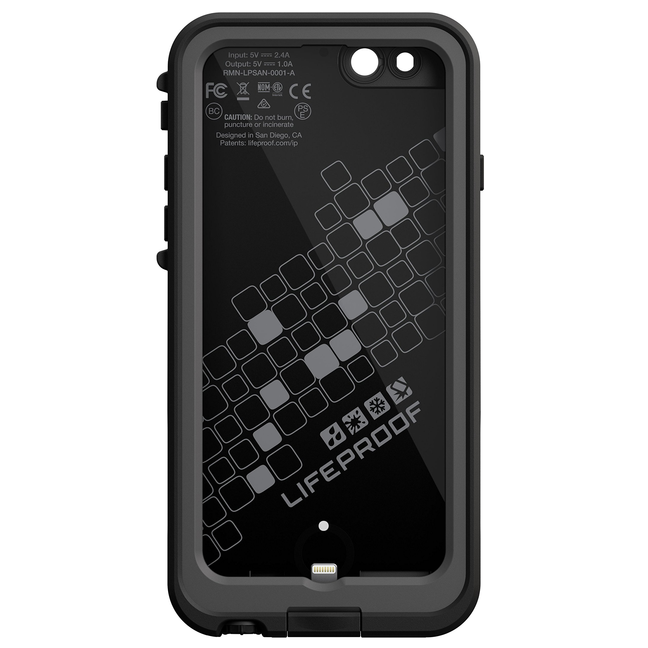 lifeproof battery case iphone 6 instructions