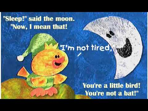 goodnight moon counting game instructions