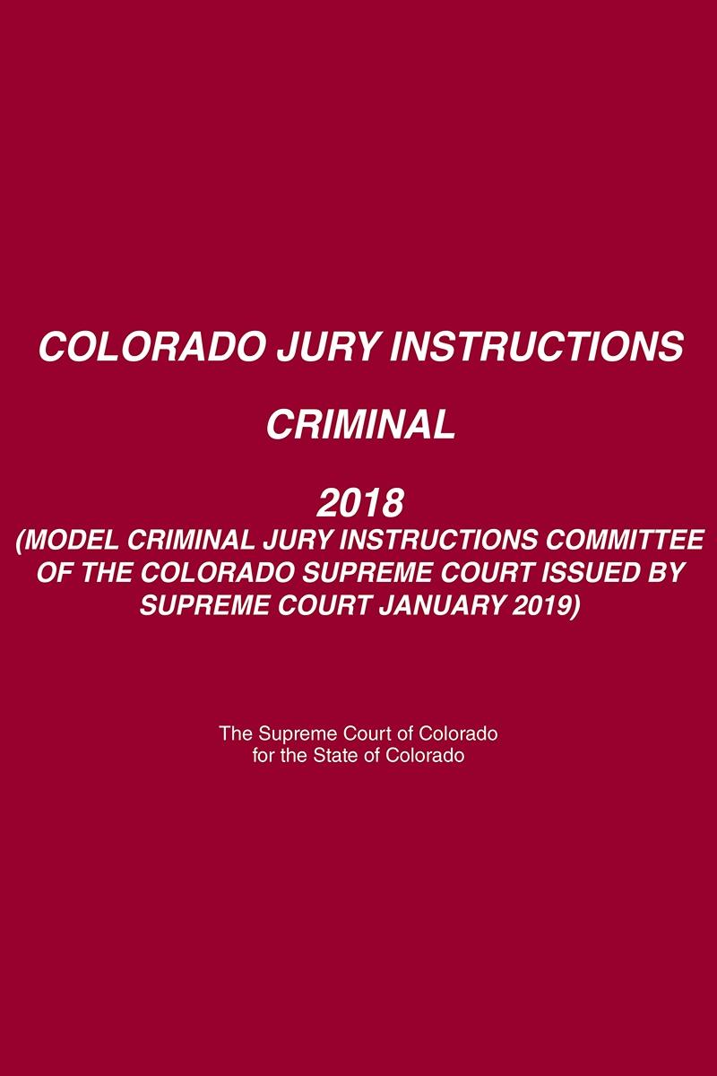 cja model jury instructions