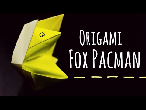 origami fox head instructions