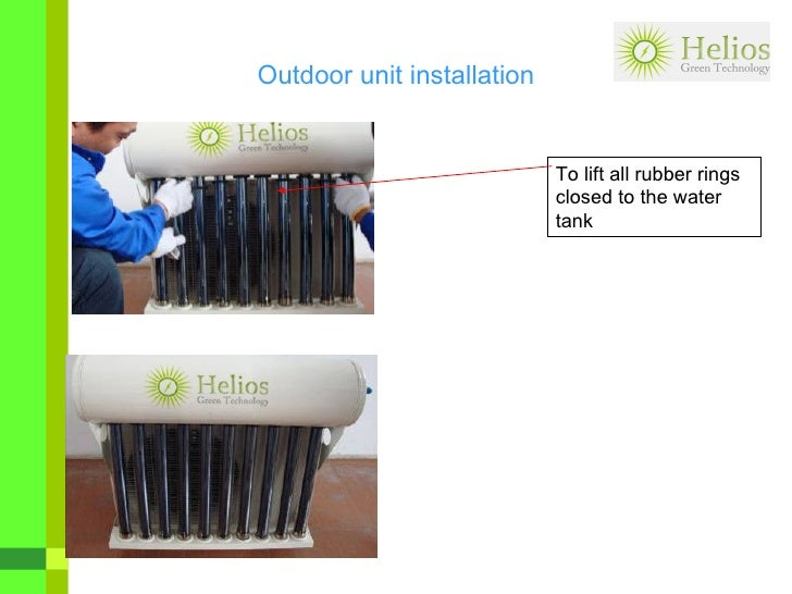 solar world aircon instruction manual