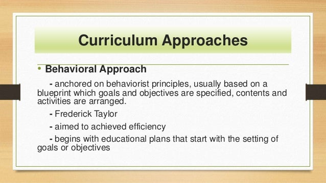 supervisor of curriculum and instruction