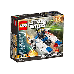 lego wookiee gunship microfighter instructions