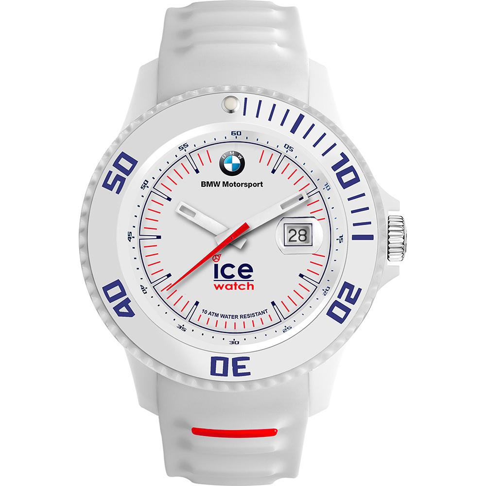 bmw ice watch instructions