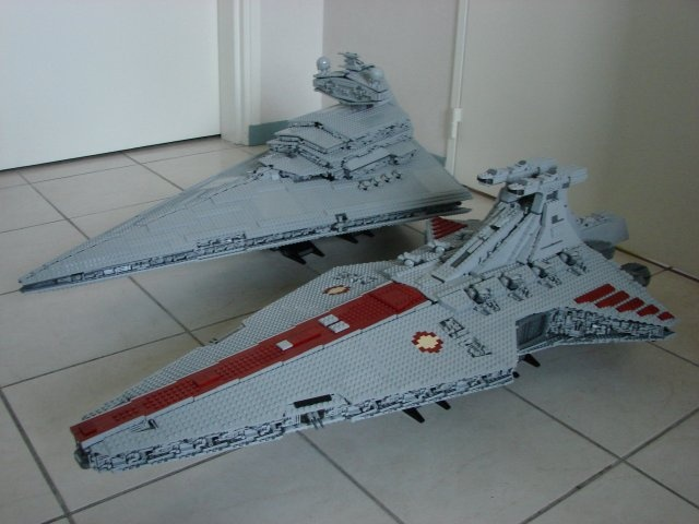 online instructions for lego star wars
