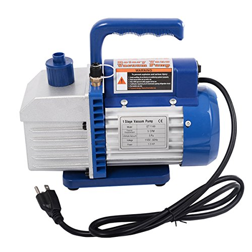 hvac vacuum pump instructions