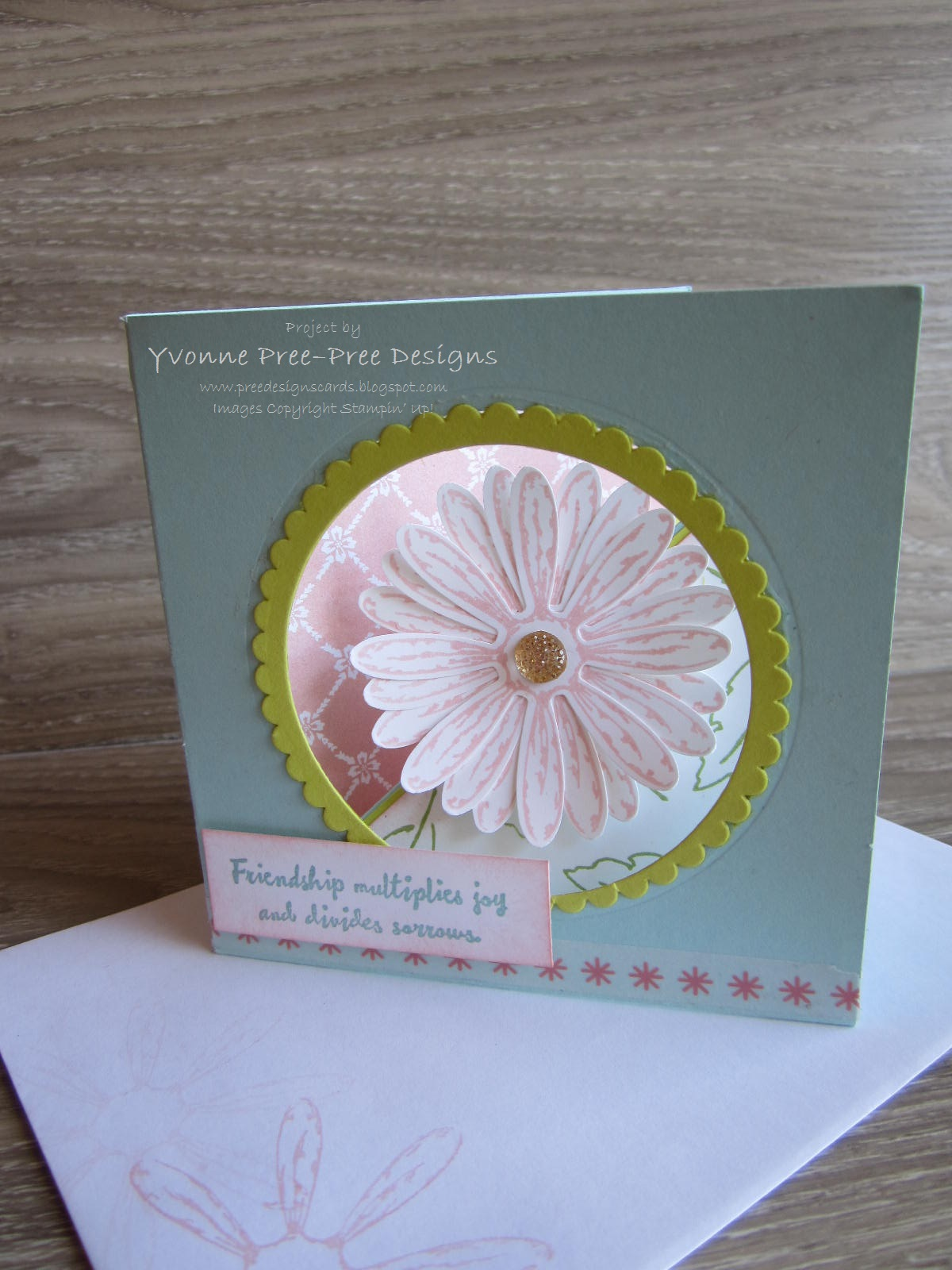 stampin up twist and pop card instructions
