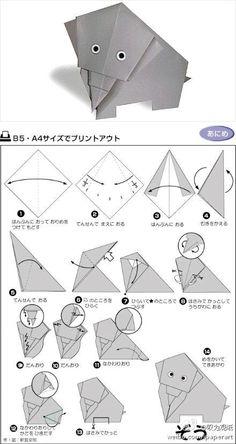 origami panda face instructions