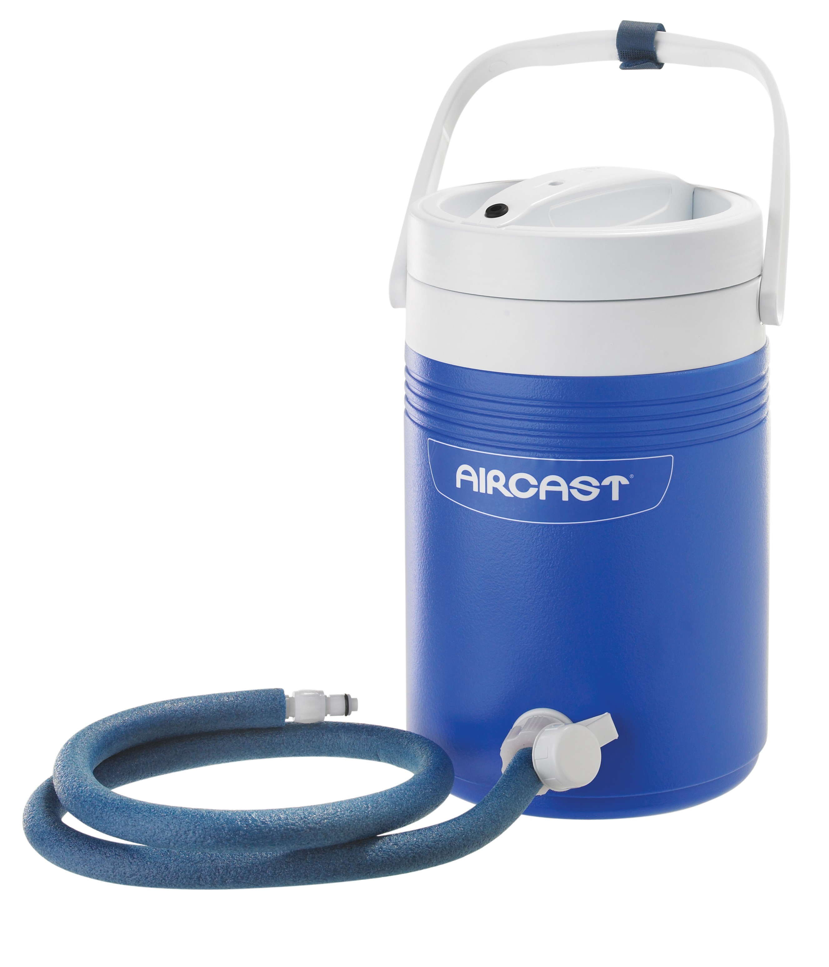 aircast knee cryo cuff with cooler instructions