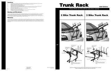 allen bike rack instructions 102d