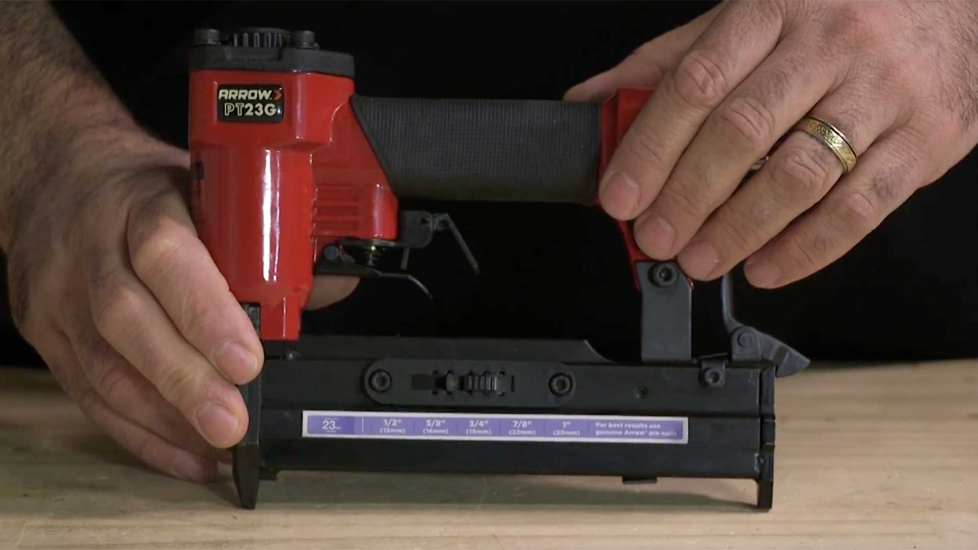 arrow rivet gun instructions