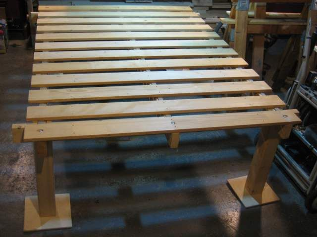threshold wood garment rack instructions