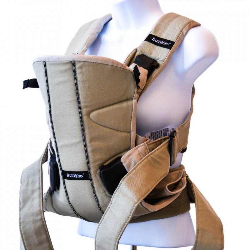 baby bjorn carrier active instructions